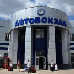 Автовокзалы Бегичевского
