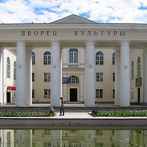 Дворцы и дома культуры Бегичевского