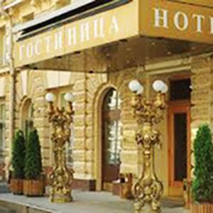 Гостиницы Бегичевского