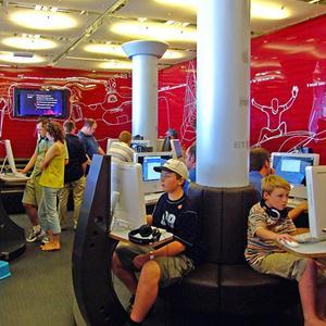 Интернет-кафе Бегичевского