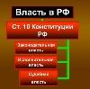 Органы власти в Бегичевском