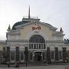 Железнодорожные вокзалы в Бегичевском