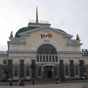 Железнодорожные вокзалы Бегичевского